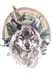 Plakat FRiENDS WOLF