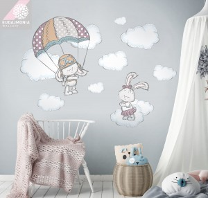 Wall Decal ANTHONY THE RABBIT